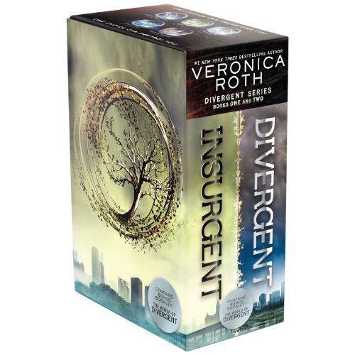 Veronica Roth - Divergent Series Box Set - Preis vom 23.10.2021 04:56:07 h