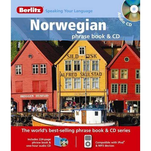 Berlitz - Berlitz: Norwegian Phrase Book & CD (Berlitz Phrase Book & CD) - Preis vom 20.06.2021 04:47:58 h