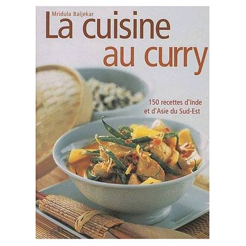 Mridula Baljekar - La cuisine au curry (Cuisine & Gastr) - Preis vom 21.06.2021 04:48:19 h