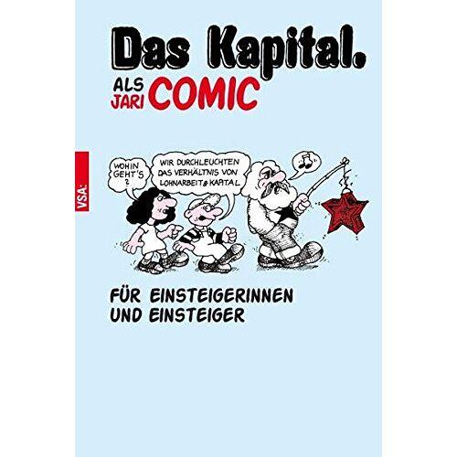 Jari Banas - »Das Kapital« als Comic: Für Einsteigerinnen und Einsteiger - Preis vom 15.06.2021 04:47:52 h