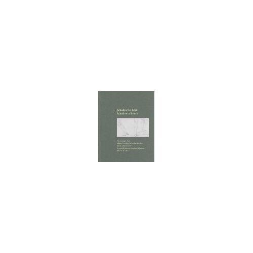 Schadow, Johann G. - Schadow in Rom - Preis vom 21.06.2021 04:48:19 h