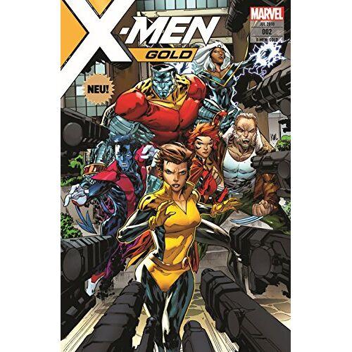 Marc Guggenheim - X-Men: Gold: Bd. 2: In der Falle - Preis vom 12.06.2021 04:48:00 h