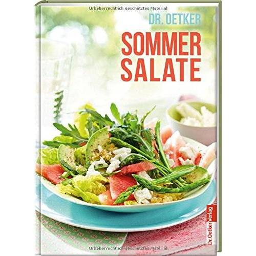 Dr. Oetker - Sommersalate (A-Z Hardcover) - Preis vom 17.06.2021 04:48:08 h