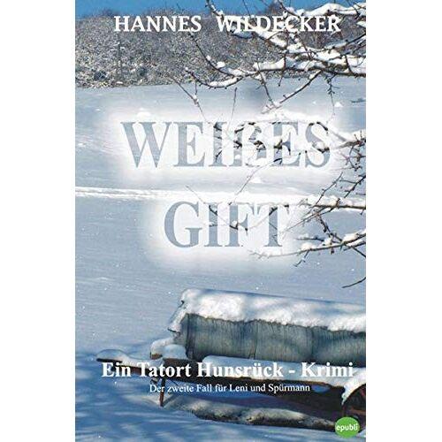 Hannes Wildecker - Tatort Hunsrück / Weißes Gift - Preis vom 16.06.2021 04:47:02 h