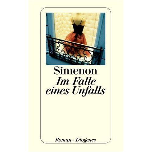 Georges Simenon - Im Falle eines Unfalls - Preis vom 20.06.2021 04:47:58 h
