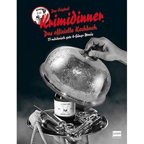 Tom Grimm - Das offizielle Kochbuch zum Original KRIMIDINNER®: 13 mörderisch gute Menüs - Preis vom 15.06.2021 04:47:52 h