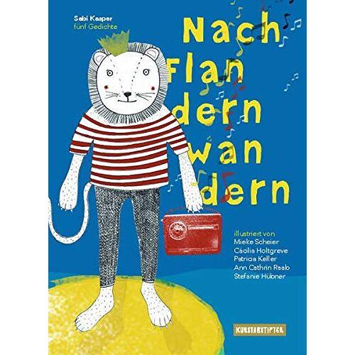 Sabi Kasper - Nach Flandern wandern - Preis vom 26.07.2021 04:48:14 h