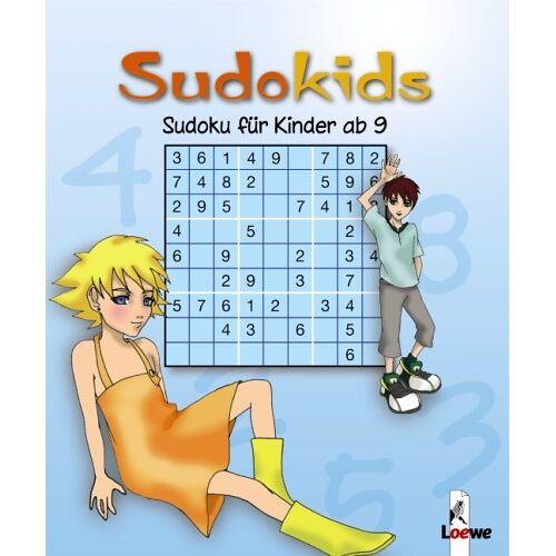 - Sudokids. Sudoku für Kinder ab 9 - Preis vom 23.10.2021 04:56:07 h