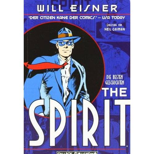 Will Eisner - Will Eisner: The Spirit: Die besten Geschichten - Preis vom 29.07.2021 04:48:49 h