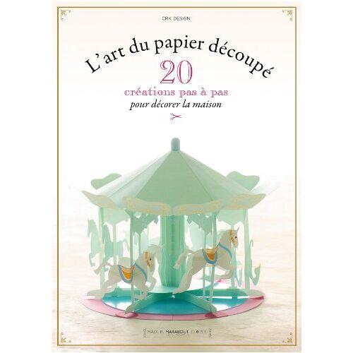CRK Design - L'art du papier découpé - Preis vom 18.06.2021 04:47:54 h