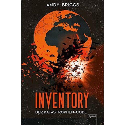 Andy Briggs - Inventory (3). Der Katastrophen-Code - Preis vom 19.06.2021 04:48:54 h