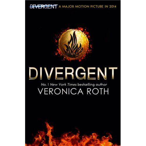 Veronica Roth - Divergent (Divergent Trilogy, Book 1) - Preis vom 27.10.2021 04:52:21 h