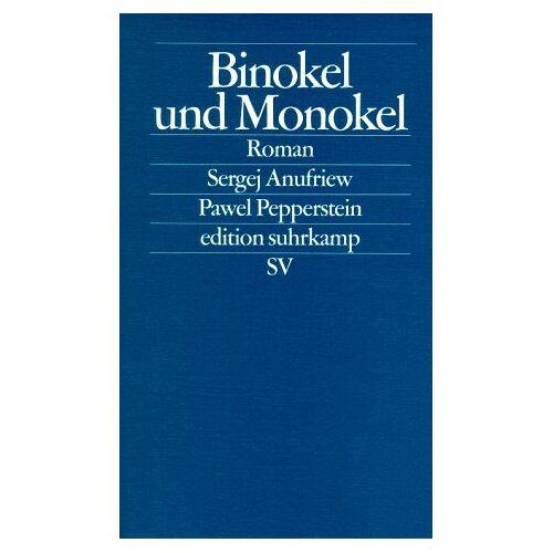 Sergej Anufriew - Binokel und Monokel - Preis vom 19.06.2021 04:48:54 h