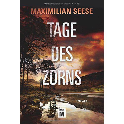 Maximilian Seese - Tage des Zorns - Preis vom 18.06.2021 04:47:54 h