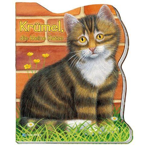 - Krümel, die kleine Katze - Preis vom 21.06.2021 04:48:19 h