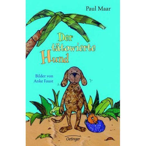Paul Maar - Der tätowierte Hund - Preis vom 15.06.2021 04:47:52 h