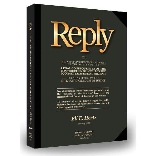 Eli E. Hertz - Reply - Preis vom 22.06.2021 04:48:15 h