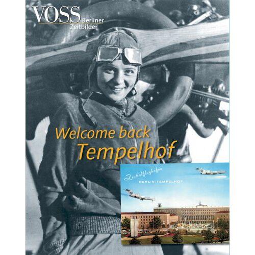 Andreas Bock - Welcome back, Tempelhof - Preis vom 18.06.2021 04:47:54 h