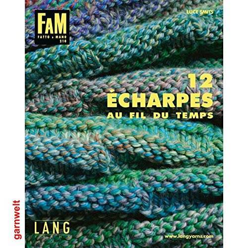 Lang Yarns - Lang Yarns FAM Fatto a Mano 210 Luce Smits Strickheft mit Strickanleitungen - Preis vom 19.06.2021 04:48:54 h