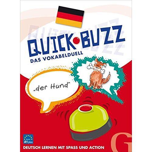- Quick-Buzz Vokabelduell, Deutsch - Preis vom 12.06.2021 04:48:00 h