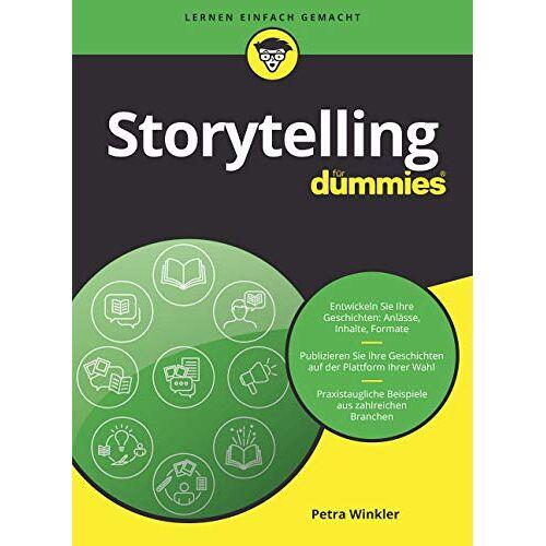 Petra Winkler - Storytelling für Dummies - Preis vom 19.06.2021 04:48:54 h