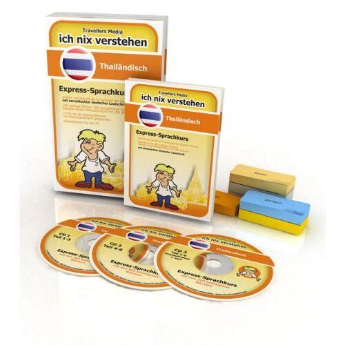 Swen Selonke - Ich nix verstehen - Thailändisch Express-Sprachkurs: Thailändisch lernen - leicht gemacht! - Preis vom 22.06.2021 04:48:15 h