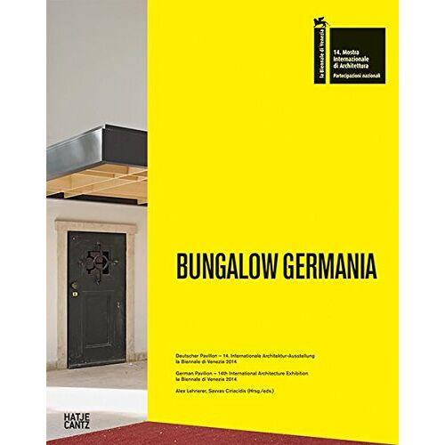 Sandra Oehy - Bungalow Germania: Deutscher Pavillon - Preis vom 20.06.2021 04:47:58 h