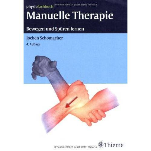 Jochen Schomacher - Manuelle Therapie: Bewegen und Spüren lernen - Preis vom 19.06.2021 04:48:54 h