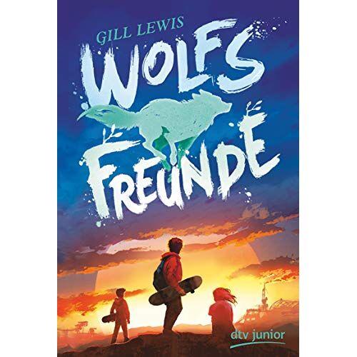 Gill Lewis - Wolfsfreunde - Preis vom 17.06.2021 04:48:08 h