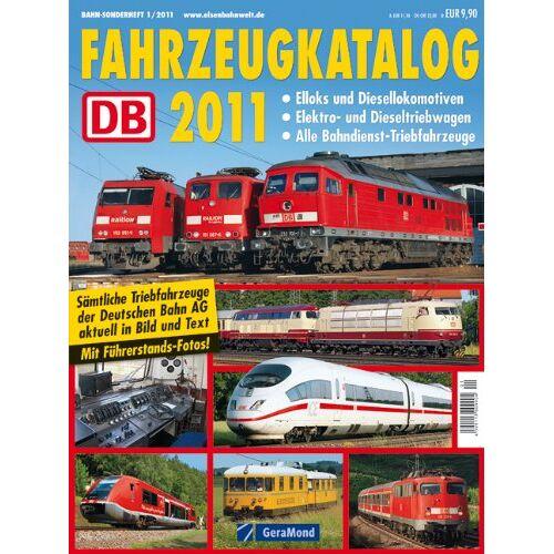 Verlagshaus - DB Fahrzeugkatalog 2011 Zeitschrift: Alle Triebfahrzeuge der Deutschen Bahn AG - Preis vom 19.06.2021 04:48:54 h