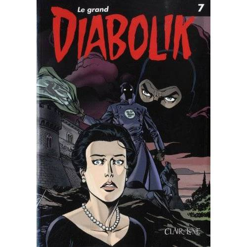 Mario Gomboli - Grand Diabolik T7 (Le) - Preis vom 29.07.2021 04:48:49 h