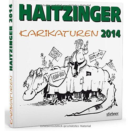 Horst Haitzinger - Haitzinger Karikaturen 2014 - Preis vom 18.06.2021 04:47:54 h