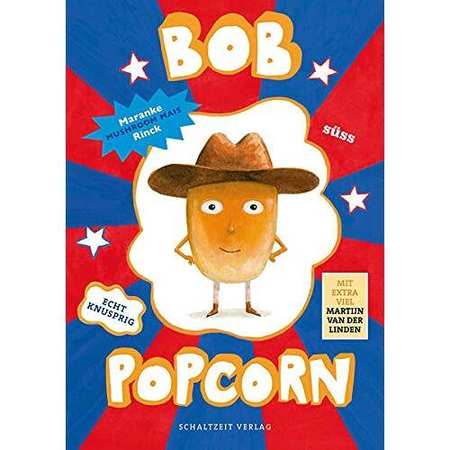 Maranke Rinck - Bob Popcorn (Die Abenteuer von Bob Popcorn) - Preis vom 15.10.2021 04:56:39 h