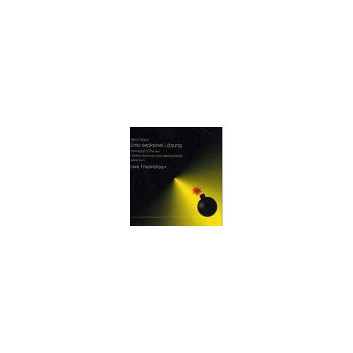 Henry Slesar - Explosive Lösung, 2 Audio-CDs - Preis vom 20.06.2021 04:47:58 h