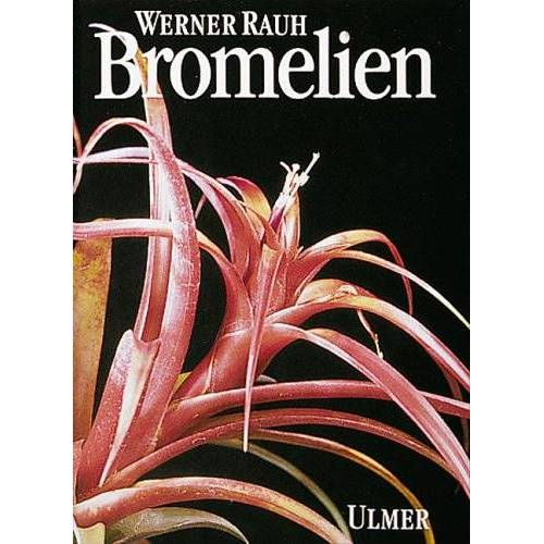 Werner Rauh - Bromelien. Tillandsien und andere kulturwürdige Bromelien - Preis vom 12.06.2021 04:48:00 h