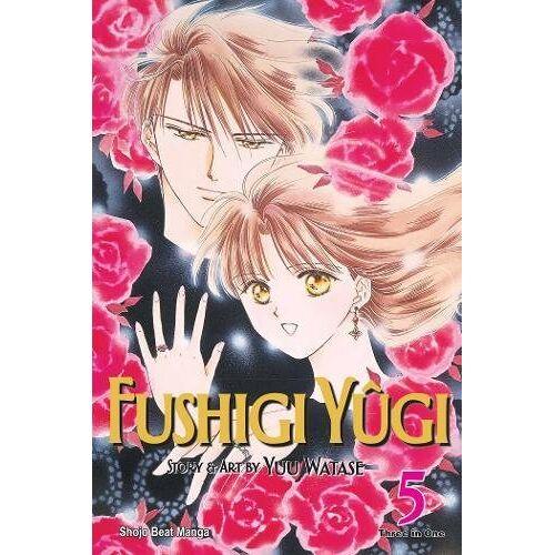 Yuu Watase - FUSHIGI YUGI VIZBIG ED TP VOL 05 (C: 1-0-1) (Fushigi Yûgi Vizbig Edition, Band 5) - Preis vom 23.07.2021 04:48:01 h
