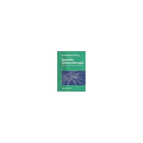 Bernd Schockenhoff - Spezielle Schmerztherapie - Preis vom 24.07.2021 04:46:39 h