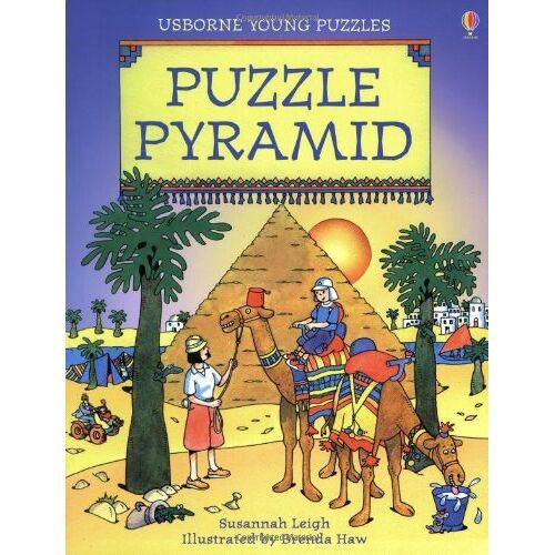 - Puzzle Pyramid (Puzzle Books) - Preis vom 23.09.2021 04:56:55 h