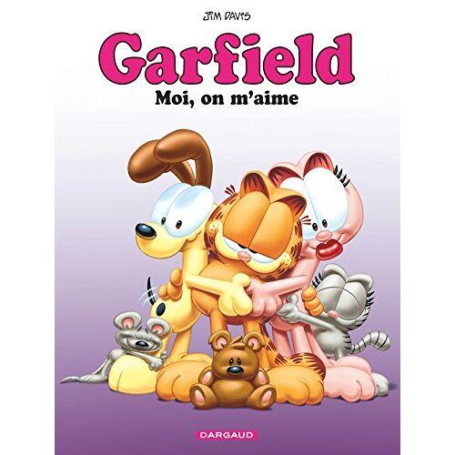 Jim Davis - Garfield: Garfield 5/Moi, on M'Aime - Preis vom 09.06.2021 04:47:15 h