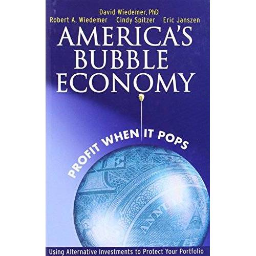 David Wiedemer - America's Bubble Economy: Profit When It Pops - Preis vom 17.05.2021 04:44:08 h