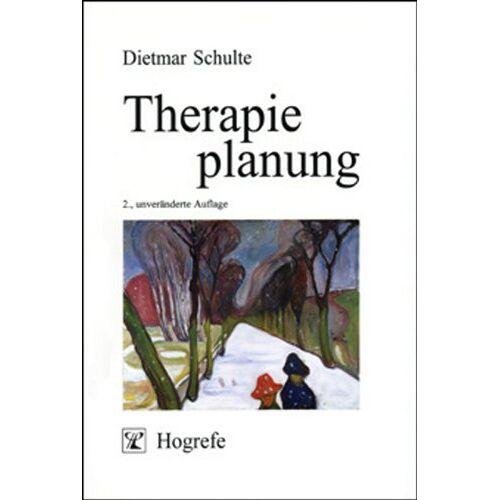 Dietmar Schulte - Therapieplanung - Preis vom 15.10.2021 04:56:39 h