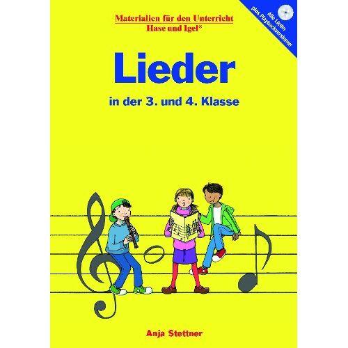 Anja Stettner - Lieder: in der 3. und 4. Klasse - Preis vom 11.06.2021 04:46:58 h