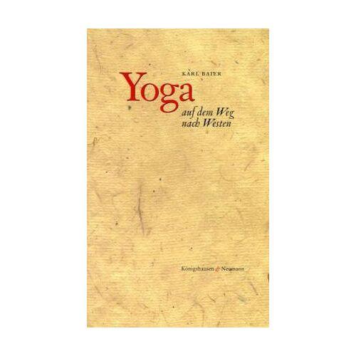 Karl Baier - Baier, K: Yoga auf dem Weg nach Westen - Preis vom 15.06.2021 04:47:52 h