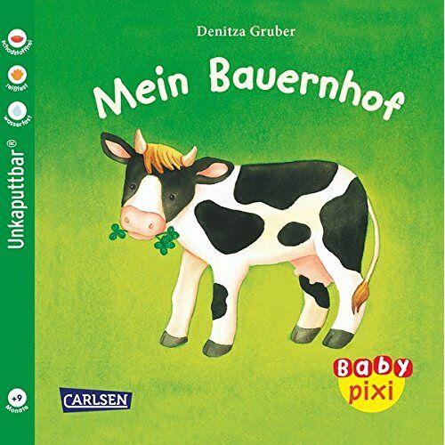 - Baby Pixi, Band 2: VE 5 Mein Bauernhof: Unkaputtbar - Preis vom 15.06.2021 04:47:52 h