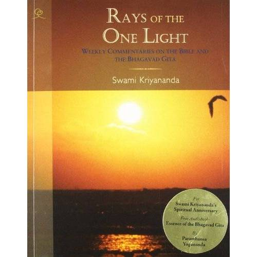 Swami Kriyananda - Rays Of The One Light [Paperback] [Sep 01, 2012] SWAMI KRIYANANDA - Preis vom 16.10.2021 04:56:05 h