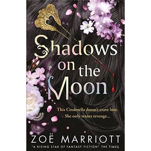Zoe Marriott - Shadows on the Moon - Preis vom 13.06.2021 04:45:58 h