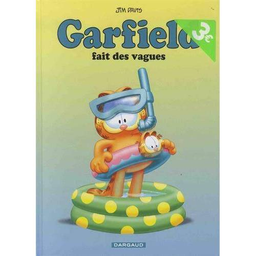 - Garfield : Garfield fait des vagues : Opé l'été BD 2019 - Preis vom 20.09.2021 04:52:36 h