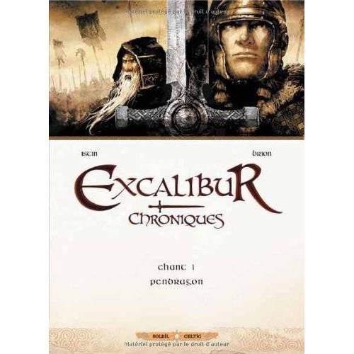 - Excalibur, Tome 1 : Excalibur chroniques - Preis vom 20.06.2021 04:47:58 h