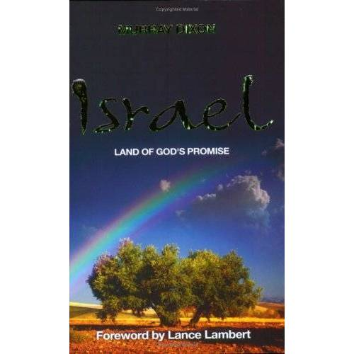 Murray Dixon - Israel, Land of God's Promise: The Land of God's Promise - Preis vom 09.06.2021 04:47:15 h