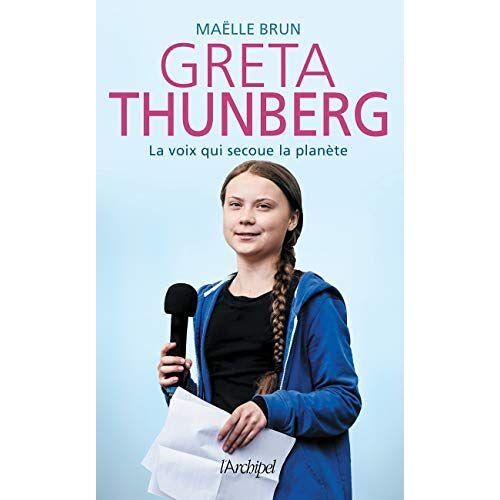 - Greta Thunberg, la voix qui secoue la planète - Preis vom 13.06.2021 04:45:58 h